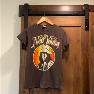 MadeWorn sold out Neil Young vintage inspired Tee